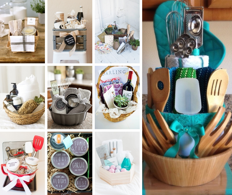 19 Gorgeous DIY Gift Baskets Ideas for Any Occasion