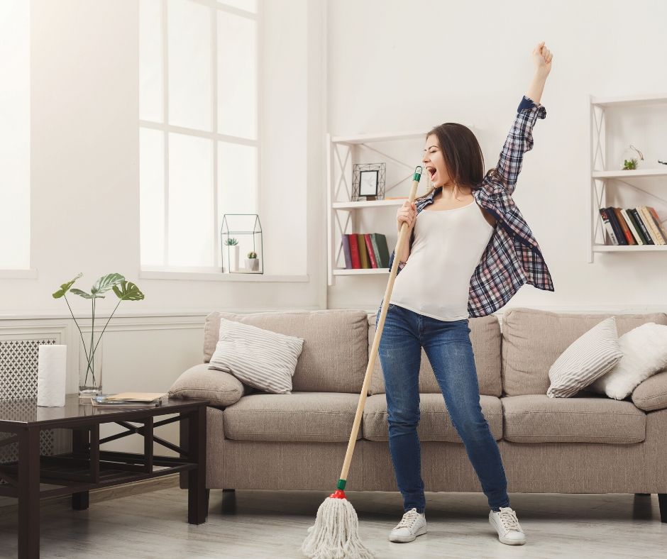 5 Everyday Habits for a Cleaner Home
