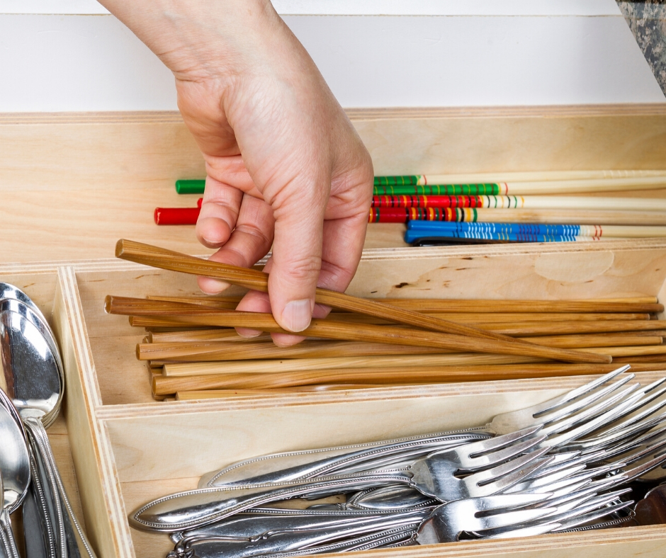 5 Kitchen Organization Ideas That Will Save A Lot of Space