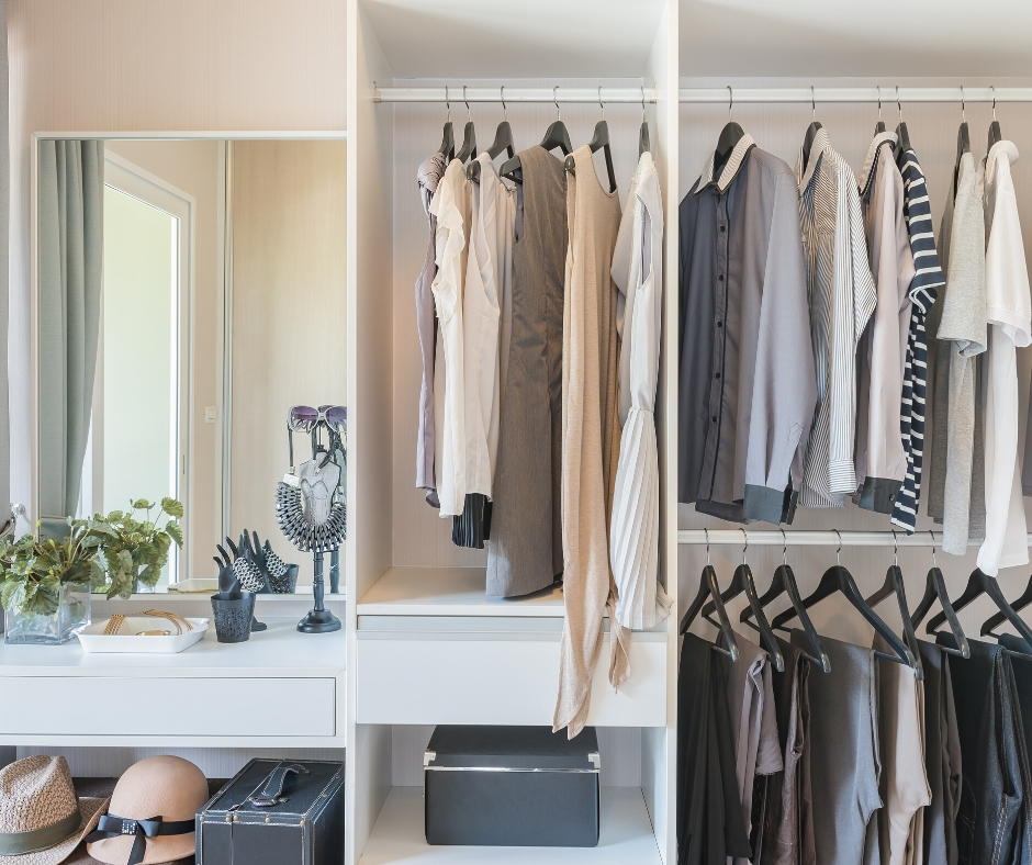 8 Genius Closet Organization Ideas That Will Change Your Life
