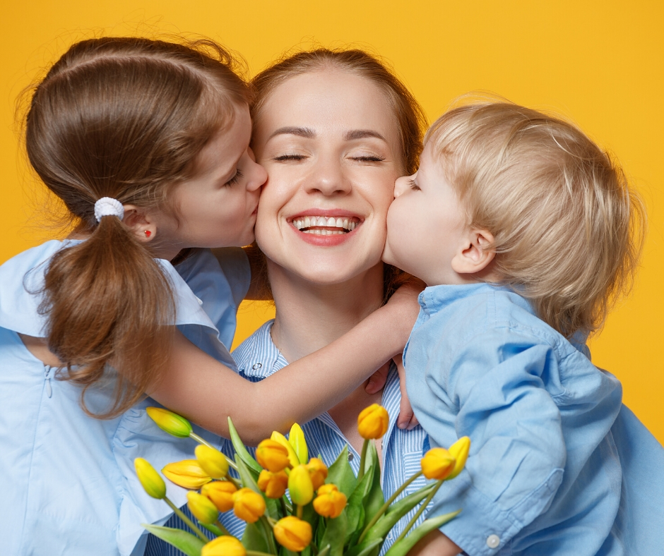 How to Celebrate Mother's Day at Home