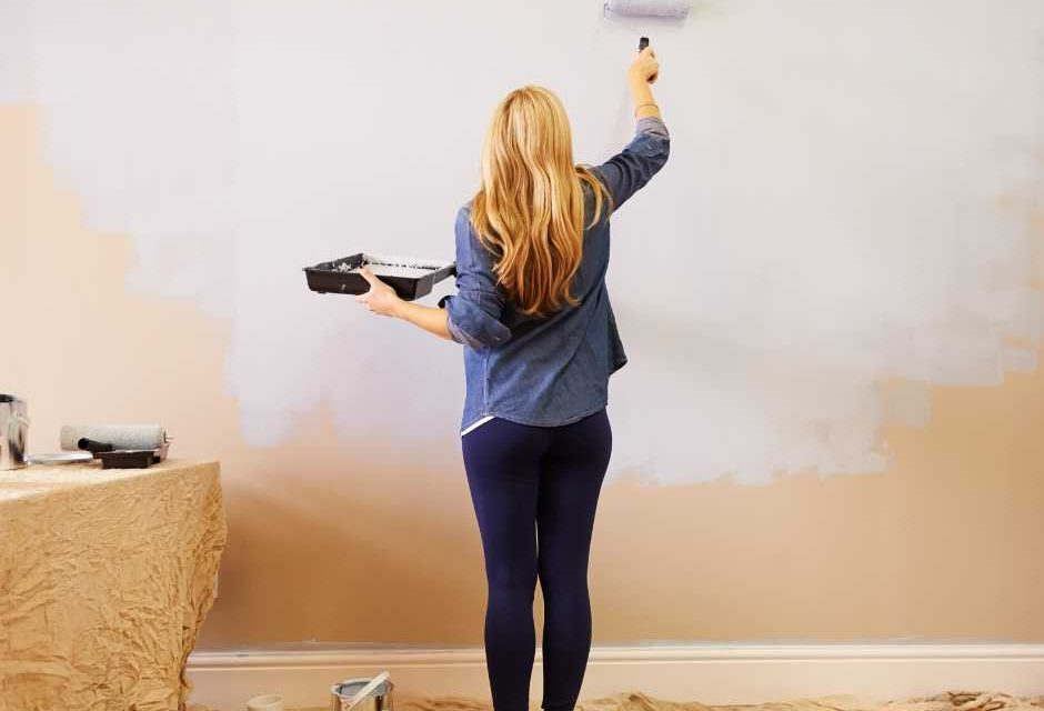 10 Home Projects to Tackle this Weekend