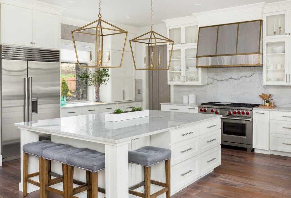 5 Ways To Enhance Your Kitchen Lighting