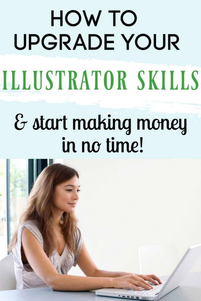 Despite popular belief, however, an illustrator doesn't just need art skills. It also takes advertising, business, and social skills to be successful. Here are a few ways to upgrade your illustrator skills and start making money in no time. Click to read more make money online, making money tips, make money online from home, freelancing, advice for your 20s, lifestyle tips, making money tips #illustratorskills #workfromhome #makingmoneyonline #illustrator
