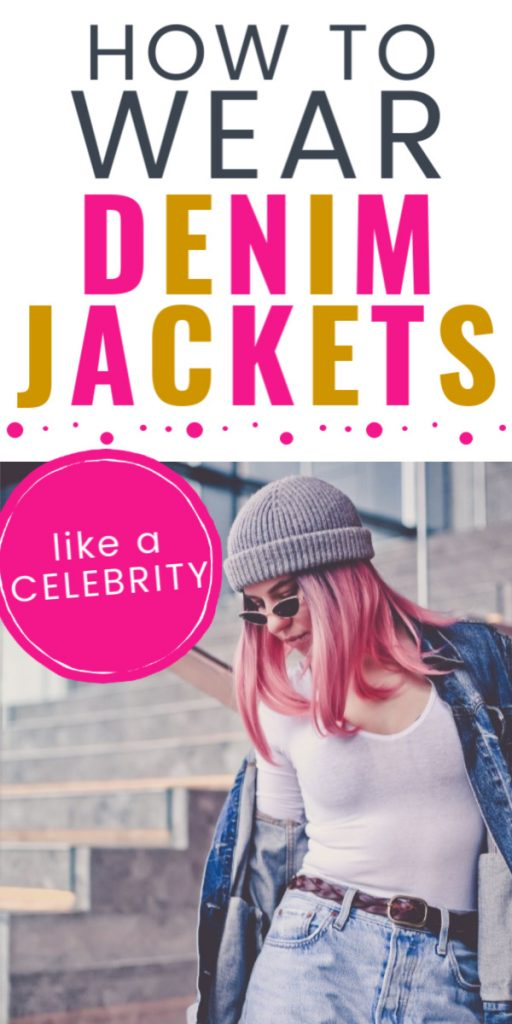 Wearing a denim jacket from your favorite brands is no longer simple. There are many ways on how to wear it right. As such, we have compiled and listed a few tips on how to wear a denim jacket like a celebrity. Click to read more denim jackets for women fashion ideas, denim jackets for women casual, denim jackets for women style, fashion tips, wardrobe tips, how to look pretty, lifestyle tips #denimjackets #denimjacketsforwomen #fashiontips #styleguide