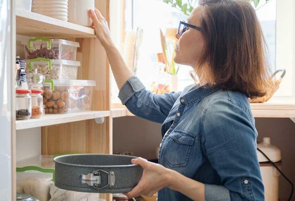 10 Genius Ways to Organize Your Pantry